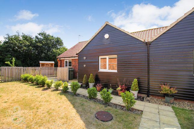 Thumbnail Semi-detached bungalow for sale in Jasmine Walk, Swanton Morley, Dereham