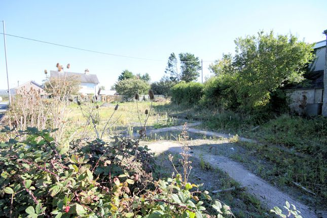 Thumbnail Land for sale in Brook Street, Tywyn Gwynedd