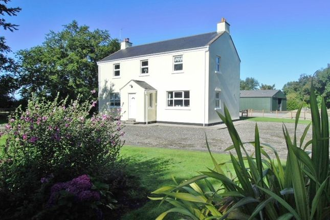 3 bed detached house for sale in Main Road, Sulby, Isle Of Man
