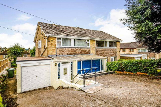 Thumbnail Semi-detached house for sale in Beagle Avenue, Beaumont Park, Huddersfield, West Yorkshire