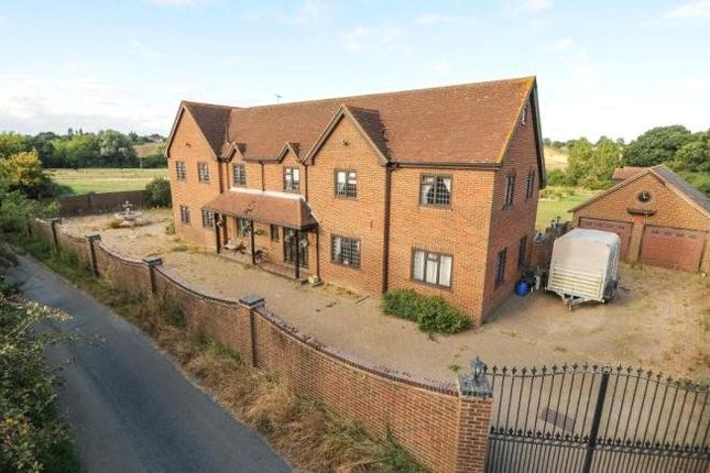 5 bed detached house for sale in Mutton Row, Stanford Rivers, Ongar, Essex