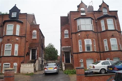 Thumbnail Flat to rent in Osborne Road, Levenshulme