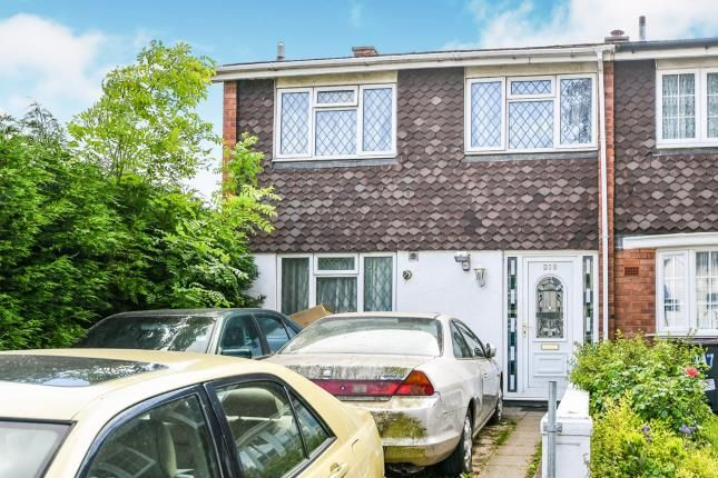 Thumbnail End terrace house for sale in Gravelly Lane, Erdington, Birmingham, West Midlands