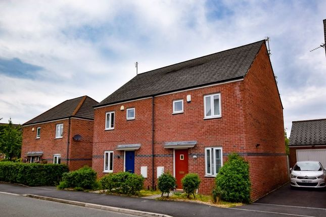 3 bed semi-detached house for sale in Rosefinch Road, West Timperley WA14