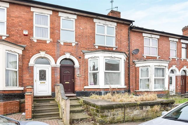Thumbnail Terraced house for sale in St. Thomas Road, Pear Tree, Derby