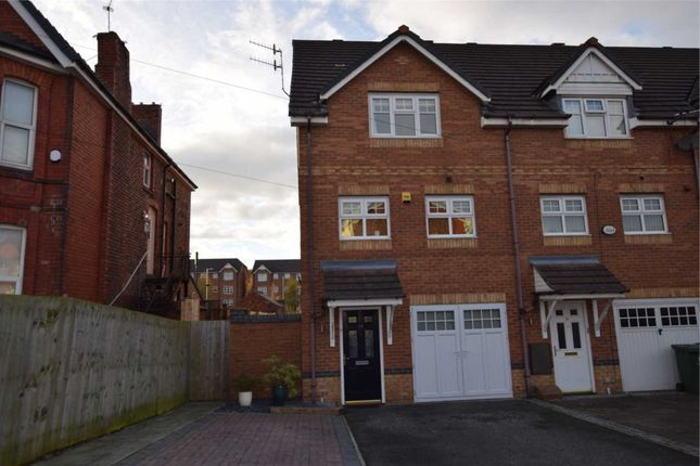 Thumbnail End terrace house for sale in Westbank Road, Tranmere, Birkenhead
