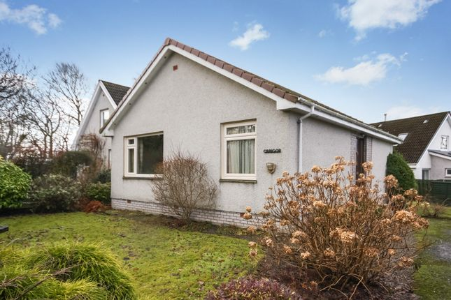 Thumbnail Detached bungalow for sale in 16 Etive Park, North Connel