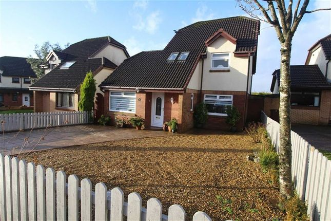 Thumbnail Detached house for sale in Lynmouth Place, Gourock