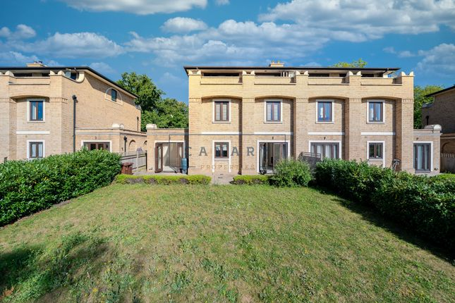 Thumbnail Semi-detached house to rent in Bentley Priory, Stanmore, Middlesex