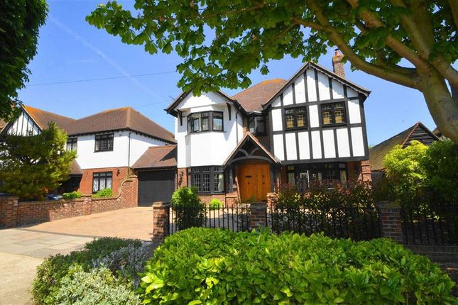 Thumbnail Detached house for sale in Daines Way, Thorpe Bay, Essex