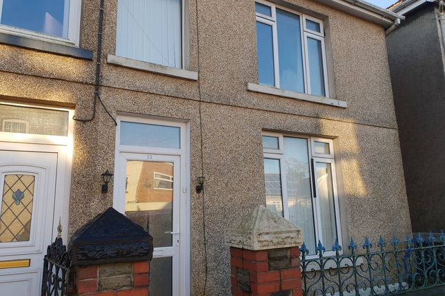 Thumbnail Semi-detached house to rent in Norton Road, Penygroes, Llanelli