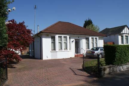 Thumbnail Bungalow to rent in Yokermill Road, Knightswood