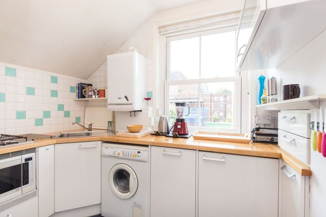 Kitchen of St. Johns Wood High Street, London NW8