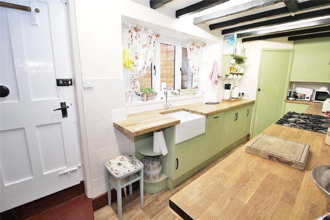Kitchen of High Street, Findon Village, West Sussex BN14
