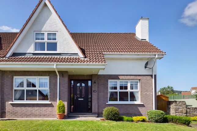 Semi-detached house for sale in Ardaveen Drive, Newry