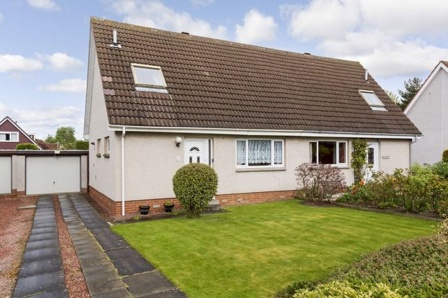 Thumbnail Semi-detached house for sale in 3 Cunningham Court, Longniddry