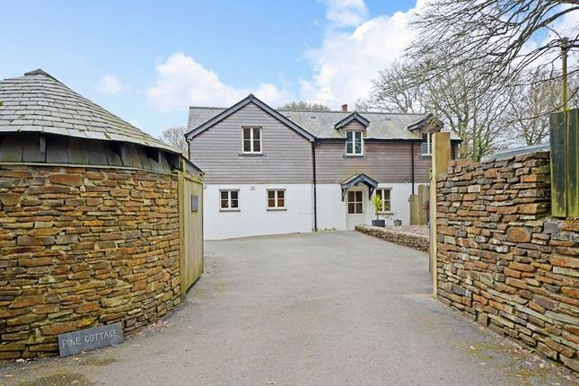 Thumbnail Detached house for sale in Feock, Truro
