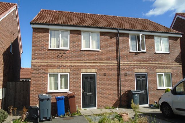 Thumbnail Terraced house to rent in Reginald Road, Kendray, Barnsley