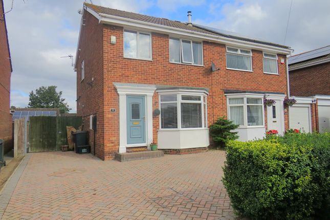 3 bed semi-detached house for sale in Bond Street, New Rossington, Doncaster DN11