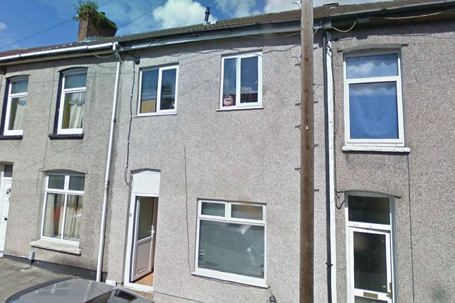 Thumbnail Terraced house to rent in Egypt Street, Treforest, Pontypridd
