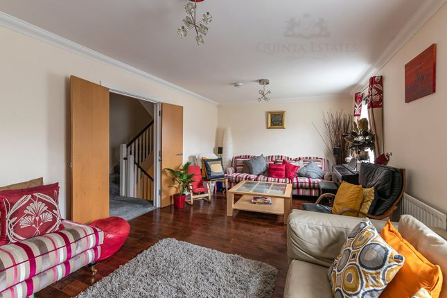 Thumbnail Terraced house for sale in Monarch Way, Ilford, London