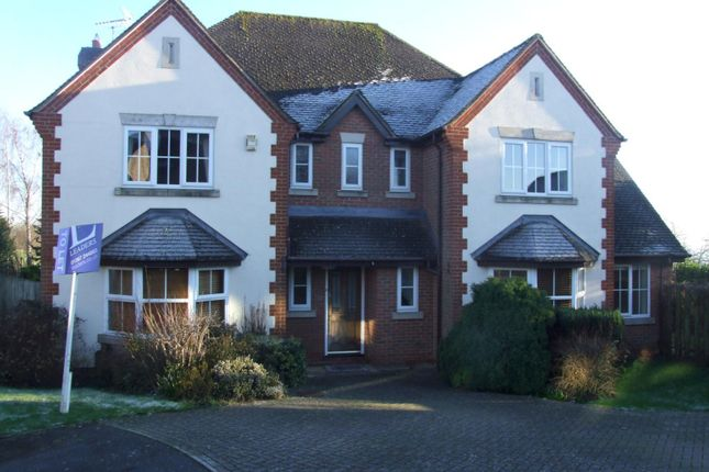 Thumbnail Detached house to rent in Nursery View, Faringdon