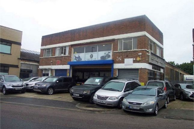 Thumbnail Commercial property for sale in Brent Crescent, London, United Kingdom