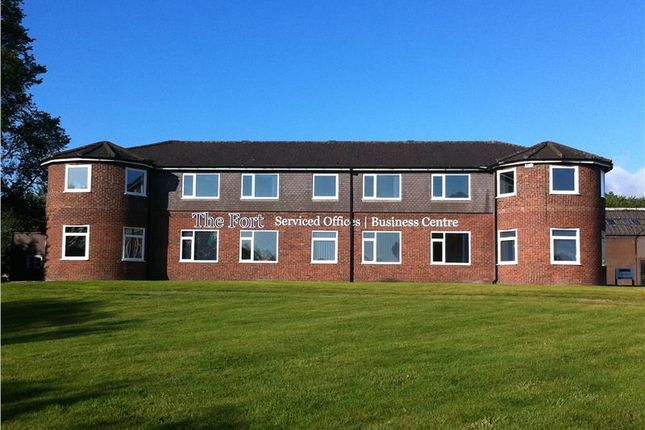 Office to let in The Fort Artillery Business Park, Oswestry, Shropshire