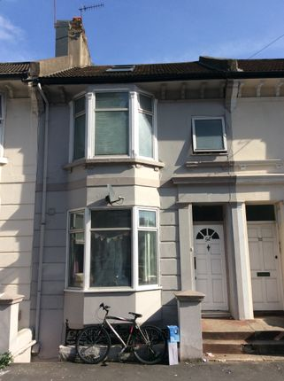Thumbnail Terraced house to rent in Argyle Road, Brighton