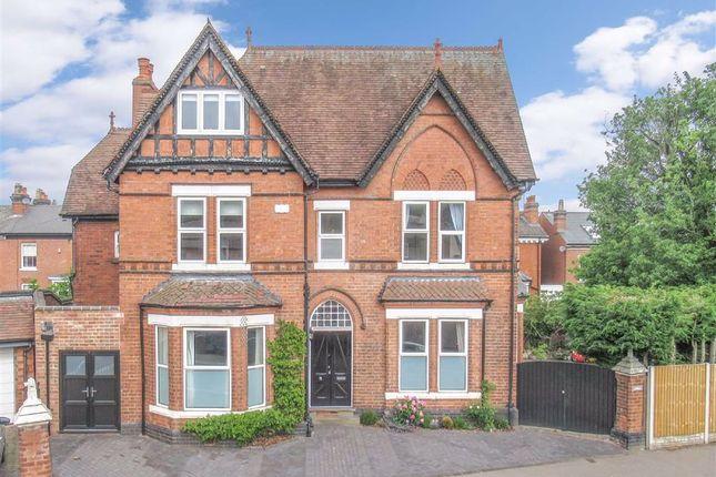 Thumbnail Detached house for sale in Abbey Road, Harborne, Birmingham