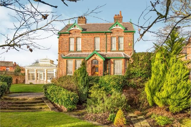 Thumbnail Detached house for sale in Osbert Road, Liverpool, Merseyside
