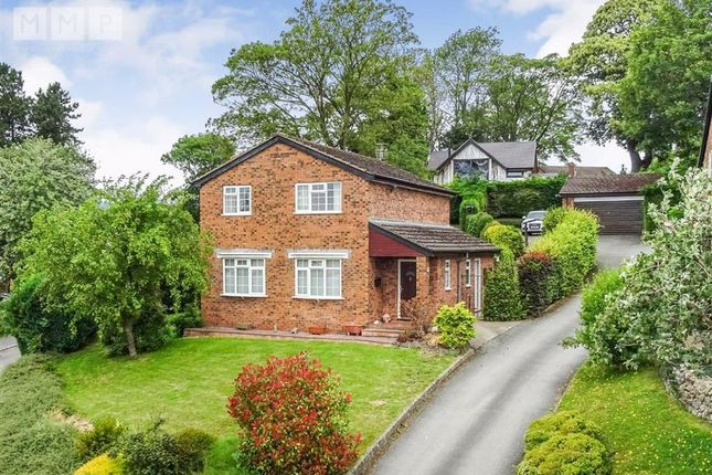Thumbnail Detached house for sale in 8, Ardmillan Court, Oswestry, Shropshire