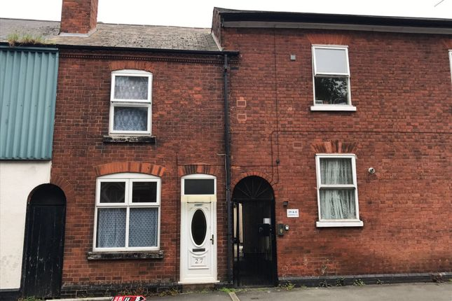 Thumbnail Terraced house to rent in Sandwell Street, Walsall, West Midlands