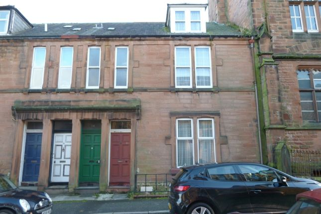 Thumbnail Flat for sale in Rae Street, Dumfries