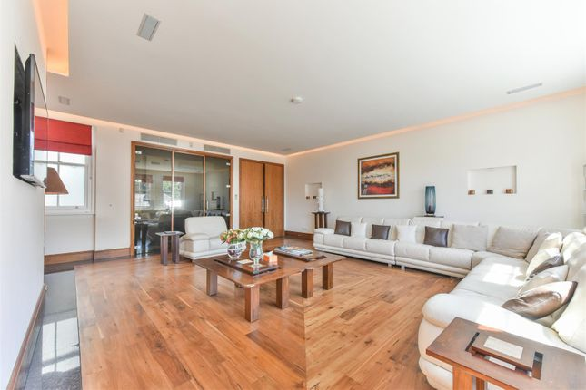 Thumbnail 3 bed flat for sale in Green Street, London