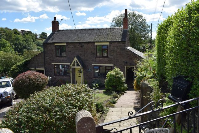 Thumbnail Detached house for sale in St. Annes Vale, Brown Edge, Stoke-On-Trent