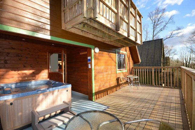 Thumbnail Detached house for sale in Finlake Holiday Park, Chudleigh, Devon