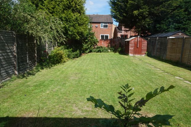 Garden of Stanbrook Road, Solihull B90
