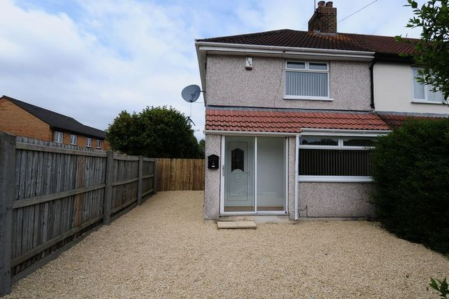 Thumbnail End terrace house to rent in Kylross Avenue, Whitchurch, Bristol