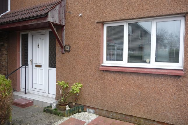Thumbnail Terraced bungalow to rent in Reid Place, Glenrothes, Fife
