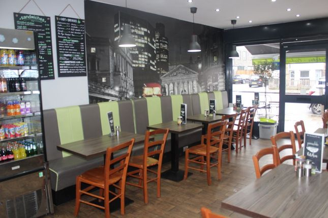 Thumbnail Restaurant/cafe to let in Brockley Road, London