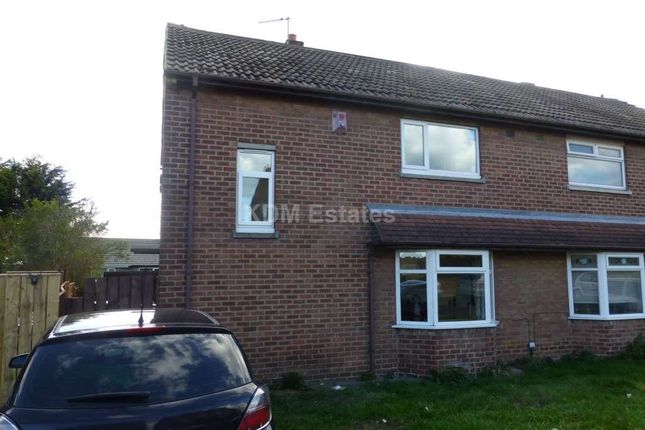Thumbnail Semi-detached house to rent in Lakeland Drive, Peterlee