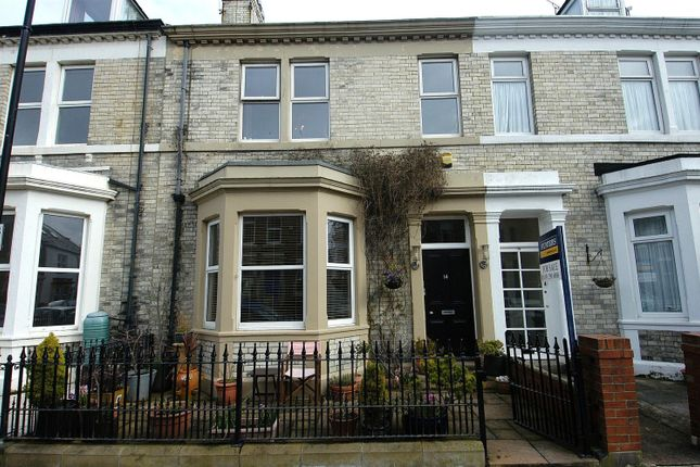 Thumbnail Terraced house for sale in Latimer Street, Tynemouth, North Shields