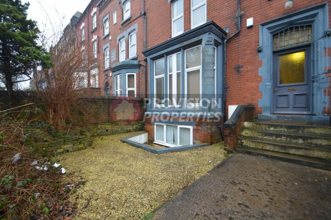 Thumbnail Terraced house to rent in Woodsley Road, Hyde Park, Leeds