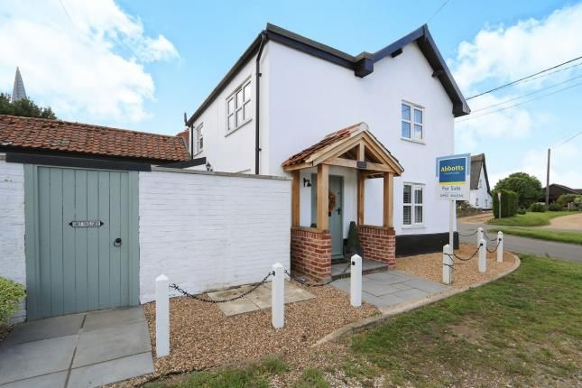 Thumbnail End terrace house for sale in Great Ellingham, Attleborough
