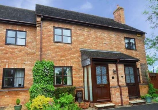 Thumbnail Terraced house to rent in Marks Orchard, Granborough, Buckinghamshire