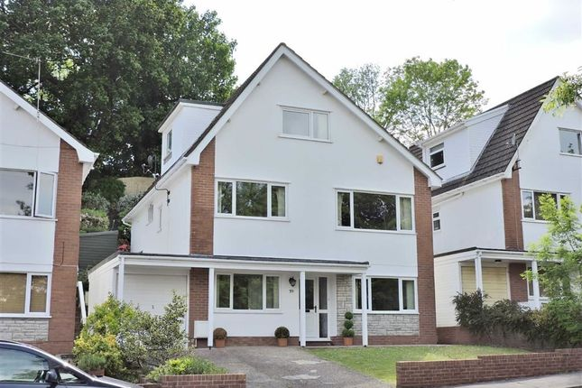 Thumbnail Detached house for sale in Southerndown Avenue, Mayals, Swansea