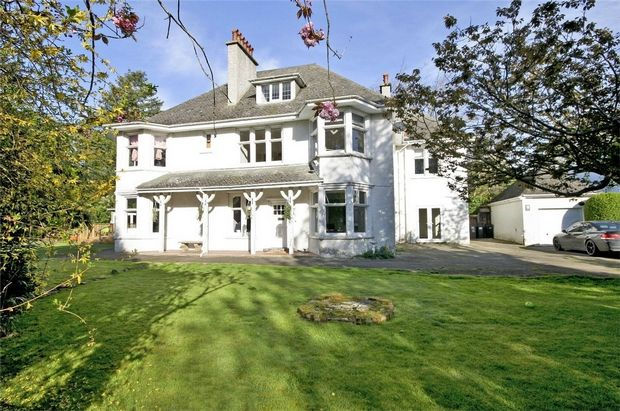 Thumbnail Detached house for sale in Talbot Woods, Bournemouth, Dorset