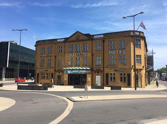 Thumbnail Retail premises to let in Frideswide Square, Oxforrd