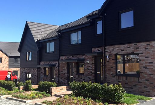 "Thumbnail Terraced house for sale in ""Aberwood Mid"" at Kingswells, Aberdeen"